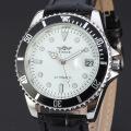 winner watch bezel automatic mechanical watch with date design