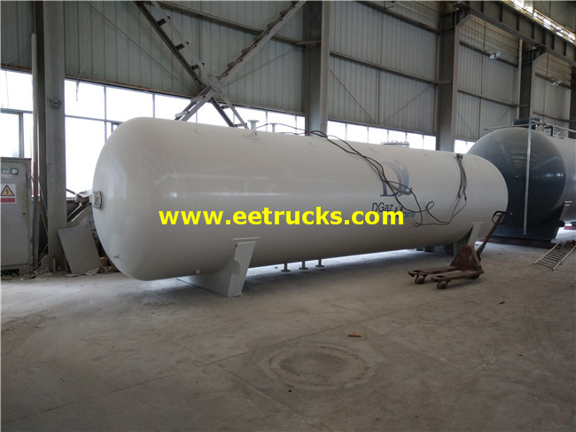LPG Gas Tank Vessels