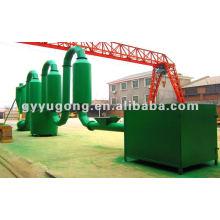 Машина для сушки опилок, изготовленная на заводе Yugong