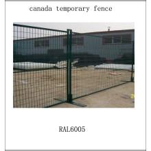 Outdoor Zaun temporäre Zaun, temporäre Veranstaltung Zaun, temporäre Zaun steht konkret