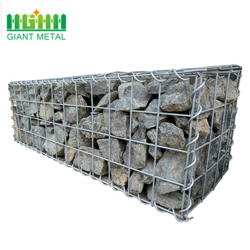 Hot+dipped+galvanized+wire+mesh+stone+gabion