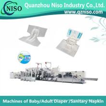 China Máquina de producción de bragas adultas con CE (CNK250-HSV)