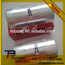Distributeur de papier d'aluminium papier d'aluminium pré-découper le distributeur de feuilles de cuisine