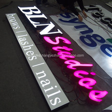 Store Front LED Sign Business Signage