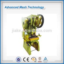 Concertina Razor Barbed Wire Fence Mesh Punching /Making Machinery China Manufacturer