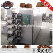 CCT series automatic gummy candy cooling tunnel can be customized