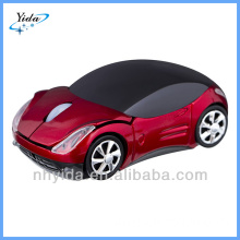 Hot 2.4G Wireless Optical Car Mouse for PC Laptop