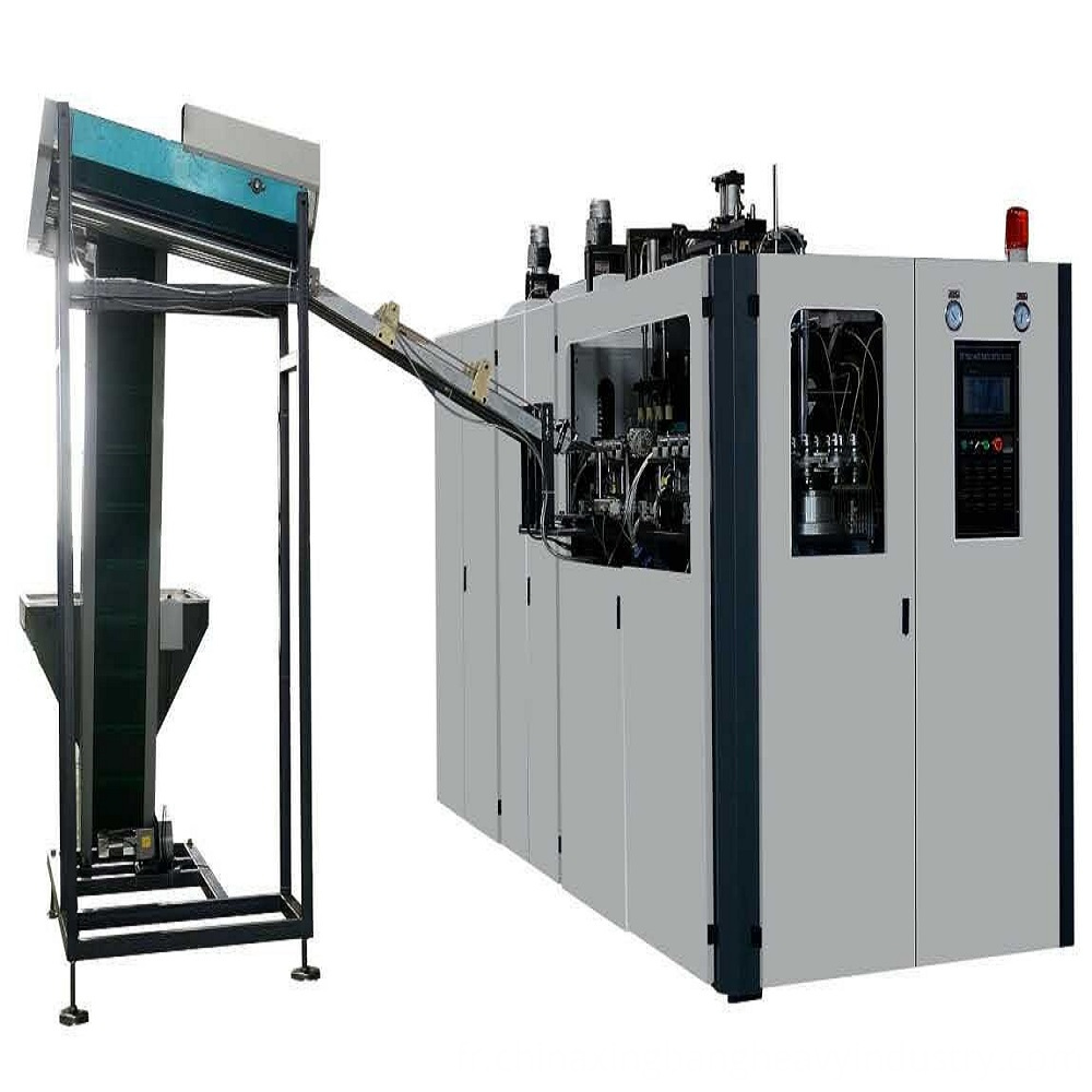 high speed automatic blow molding machine