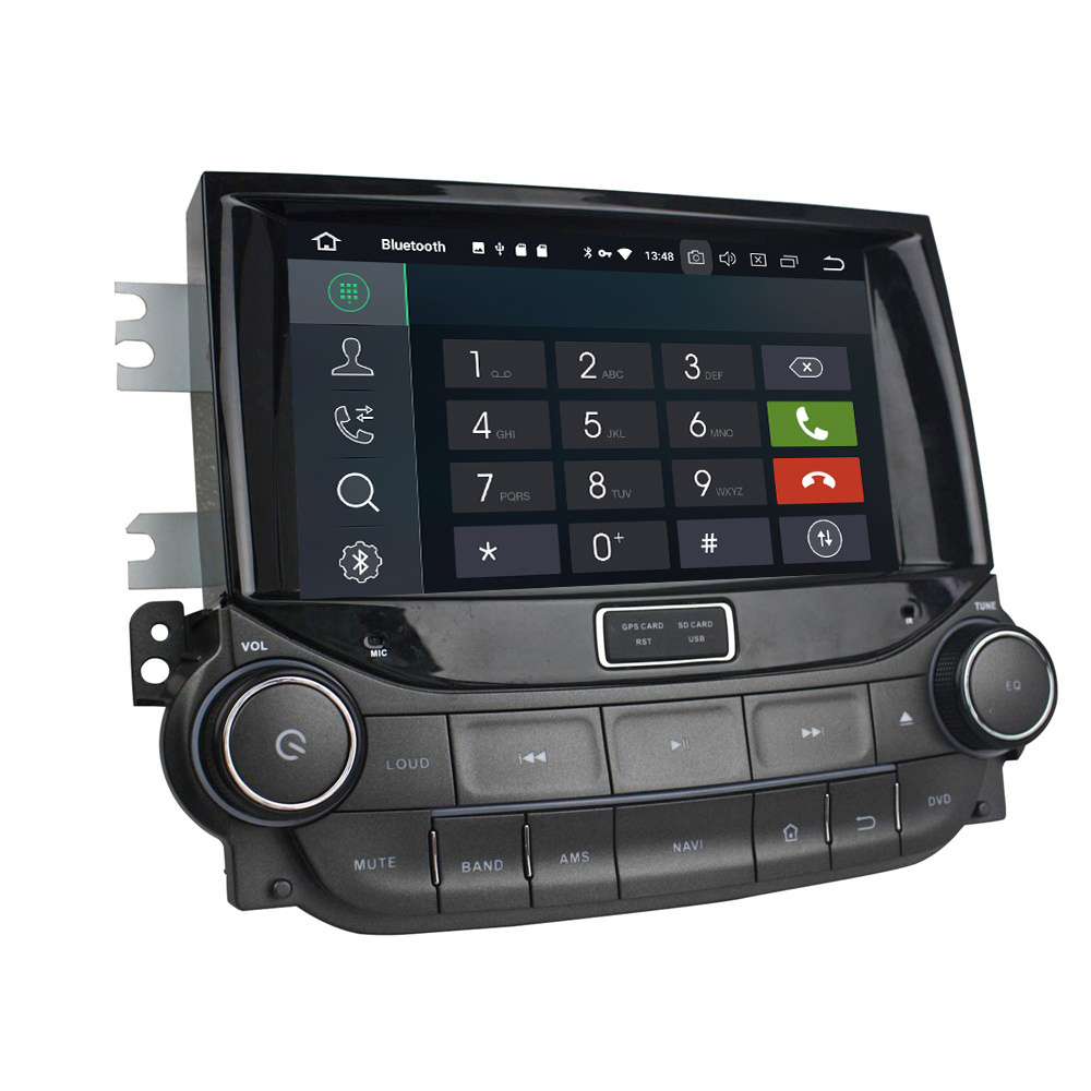 car multimedia system for Chevrolet Malibu 2015