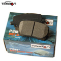 Ceramic Brake Pad for TOYOTA Hilux with Emark