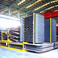 Tube de banque de génération de chaudière de récupération de centrale électrique