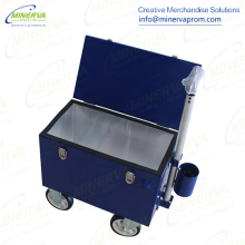20 Liters Metal wheelbarrow Cooler