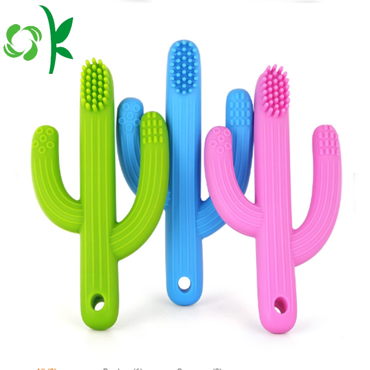Custom Silicone Toothbrush