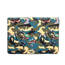 15.6 Inch Waterproof Leather Laptop Bag Sleeve Bag