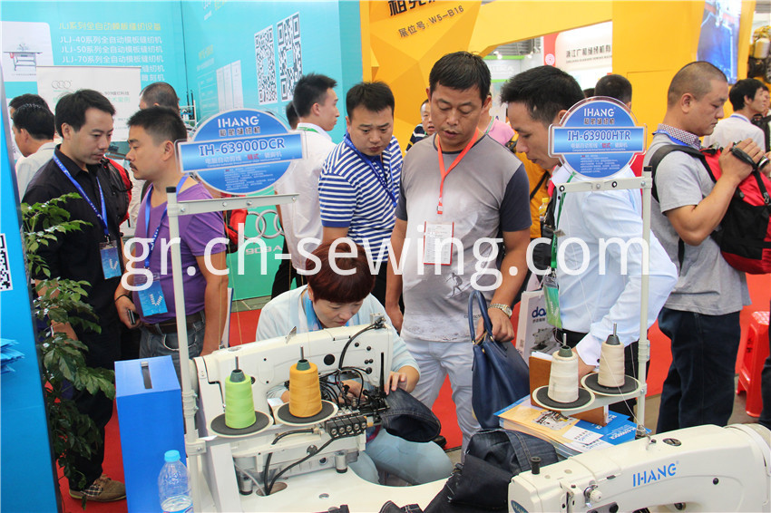 Cylinder Arm Industrial Sewing Machine