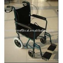 Cadeira de transporte de alumínio
