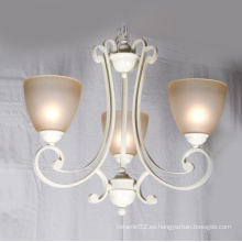 Lámpara con 3 luces, estilo 16
