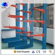 Prefabricated production equipment cantilever arm rack of light duty