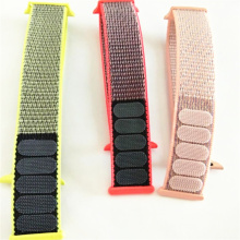 Fastener Strap Nylon Replacement Band for iwatch