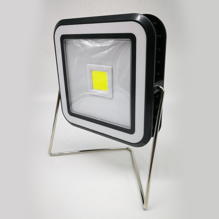 Led Work Light With Metal Stand