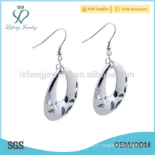 Hot sale lanna silver drop earrings for woman costume