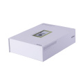 Deluxe Book Shape Rigid Paper Gift Box