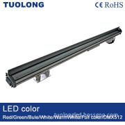 CE RoHS IP65 RBG DMX512 18w 26w 36w wall washer stage lighting