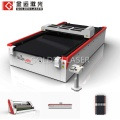Flatbed Fabric Laser Cutter with Conveyor Belts