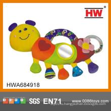 Новые игрушки гусеницы плюша конструкции 2012