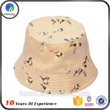 Modèle de chapeau à godet à échantillon gratuit