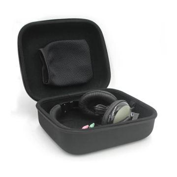 Schwarze EVA Gaming Kopfhörer Box