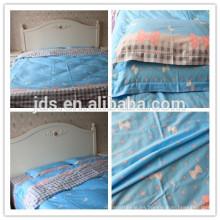Tejido de impresión de algodón para ropa de cama