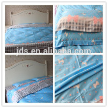 3D polyester fabric bed sheet