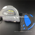 Рекламный чехол с резиновым покрытием для рулетки со стальным лезвием