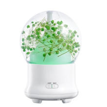 Flower Machine Unique Ultrasound Oil Aroma Diffuser 120ml