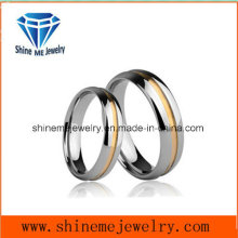 Tungsten Bump Into Ring Fashion Lady and Man Finger Ring