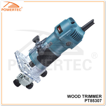 Powertec 530W 6mm Electric Wood Trimmer