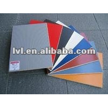 coloured melamine paper MDF