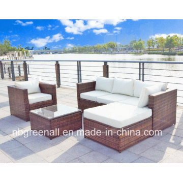 Hot Sale Outdoor Patio Rattan / Wicker Sofa Furniture de jardin