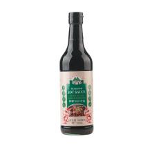 500ml Glasflasche Mushroom Dark Soy Sauce
