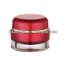 5ml 15ml 20ml 30ml 50ml 100ml 200ml Round Cosmetic Cream Jar