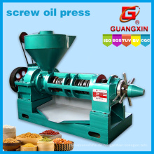 Samen Öl Vertreibung Maschine Spirale Öl Presse Yzyx130