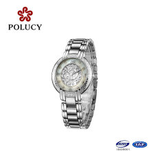 2016 New Lady Design Stainless Steel 3ATM Water Resistant Quartz Watch