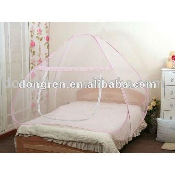 Polyester auto-propulseur Mongolie pop up moustiquaire