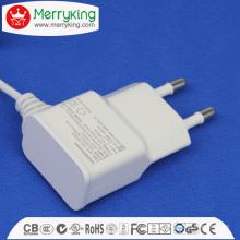 Exporter vers Korea Kc 5V 2A avec Micro 5 broches USB DC Output AC / DC Adapter