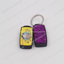 Porte-clés clignotant, porte-clés musical, cadeau porte-clés