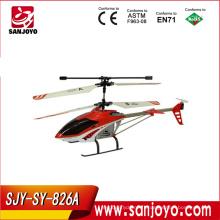 rc hélicoptère à vendre en alliage série rc hélicoptère fabriqué en chine 3CH alliage mode RC hélicoptère