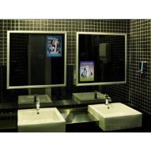 Machine de publicité de miroir de 42 pouces