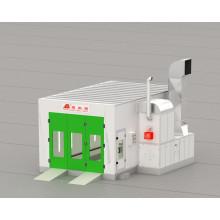 CE standard customized auto spray booth