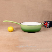 Houseware Ferro fundido Skillet Frying Pan Enamelware